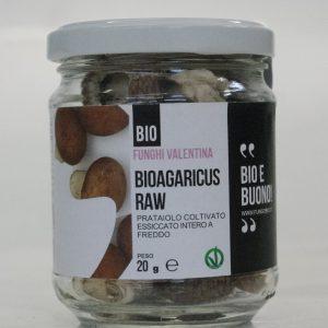 bioagaricus raw